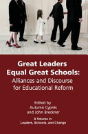 Great Leaders Equal Great Schools Pdf/ePub eBook