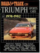 Road   Track on Triumph Sports Cars  1974 1982