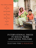 Pdf International Issues in Social Work and Social Welfare Telecharger