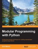 Modular Programming with Python Pdf
