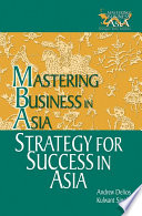 Strategy for Success in Asia Book