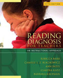 Reading Diagnosis for Teachers