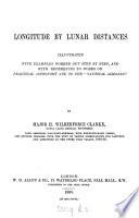 Longtitude by lunar distances Book