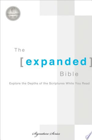 Download The Expanded Bible, eBook Free PDF Books - Free PDF