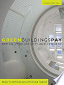 Green Buildings Pay