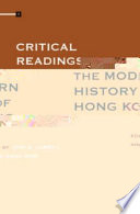Critical Readings on the History of Hong Kong
