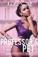 The Professor's Pet: A BWWM Erotic Short