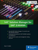 SAP Solution Manager for SAP S 4HANA