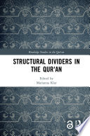 Structural Dividers in the Qur an