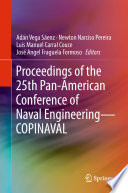 Proceedings of the 25th Pan American Conference of Naval Engineering   COPINAVAL Book