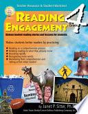 Reading Engagement, Grade 4