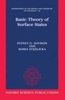 Basic Theory of Surface States