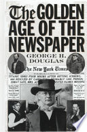 The Golden Age of the Newspaper Book