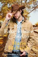 Her Fake Fiance Cowboy Pdf/ePub eBook