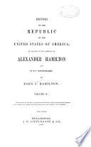 History of the Republic of the United States of America Book PDF