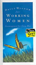 Daily Wisdom For Working Women Book