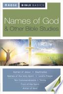 Rose Bible Basics  Names of God