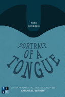 Yoko Tawada's Portrait of a Tongue Pdf/ePub eBook