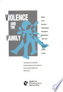 Violence and the Family