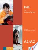 DaF im Unternehmen A1/A2/Kursbuch
