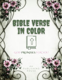 Bible Verse in Color Book