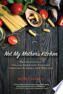 Not My Mother's Kitchen