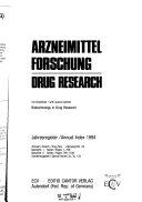 Arzneimittel Forschung Book PDF