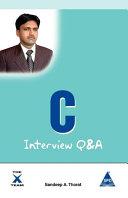 C Interviews Q A