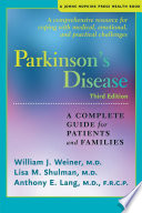 Parkinson S Disease Book PDF