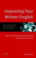 Improving Your Written English