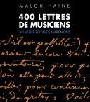 400 lettres de musiciens