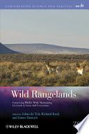 Wild Rangelands