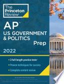 Princeton Review AP U S  Government   Politics Prep  2022