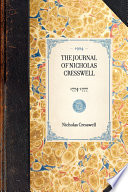 """""""The Journal of Nicholas Cresswell"""" by Nicholas Cresswell"""