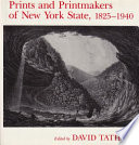 Prints And Printmakers Of New York State 1825 1940