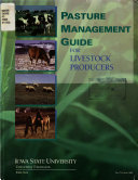 Pasture Management Guide for Livestock Producers Book