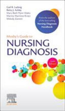 Mosby s Guide to Nursing Diagnosis