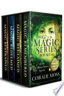The Magic Series  Box Set 1 of the Calliope Jones novels Book