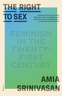 The Right to Sex Pdf/ePub eBook