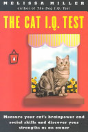 The Cat I.Q. Test