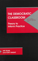 Cover of The Democratic Classroom