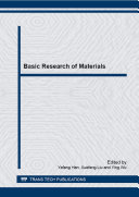 Basic Research of Materials Pdf