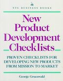 New Product Development Checklists