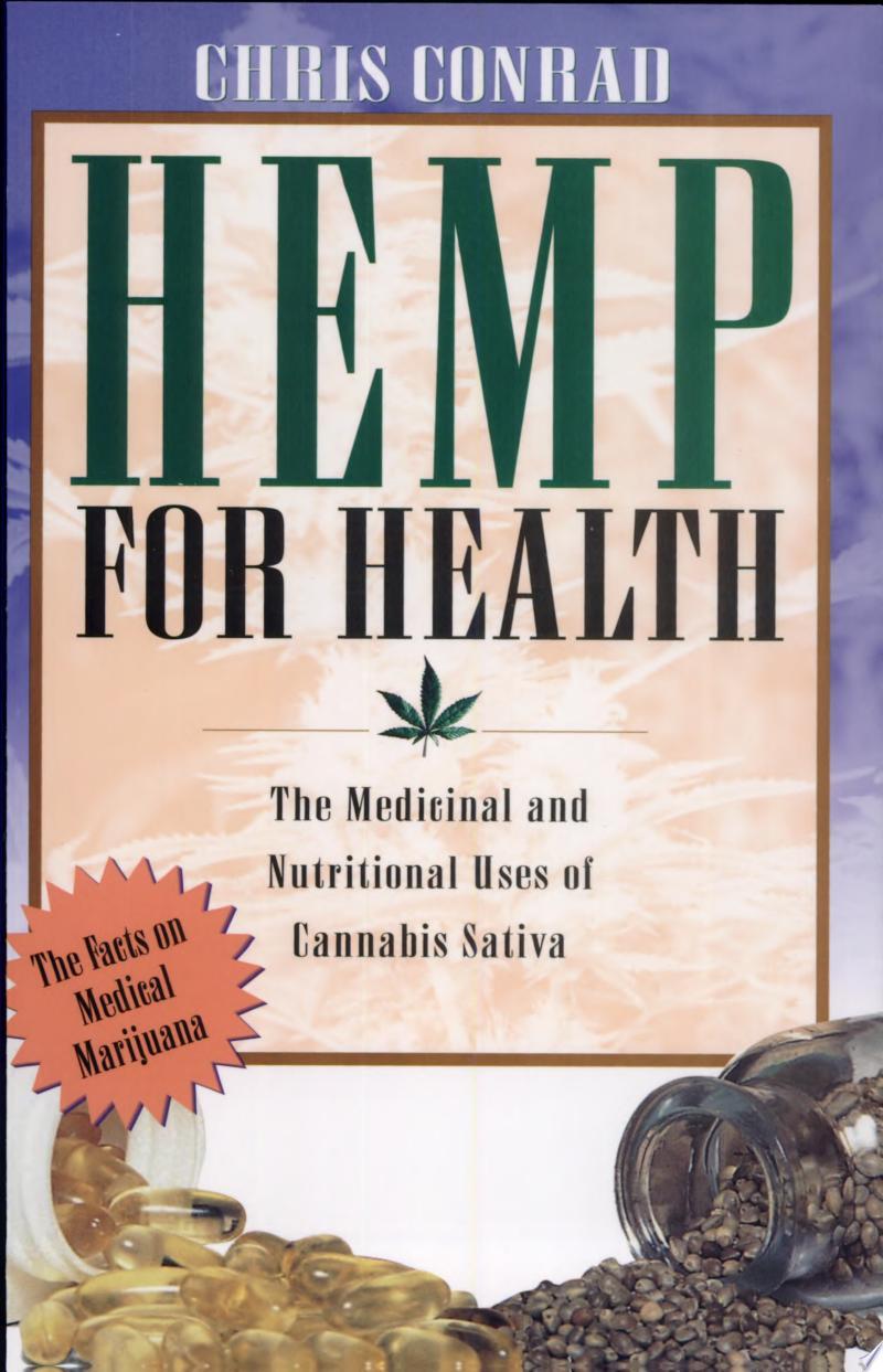 Hemp for Health banner backdrop