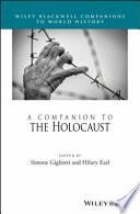 A Companion to the Holocaust Book