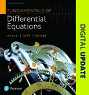Fundamentals of Differential Equations