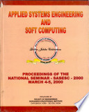 Proceedings Of The National Seminar On Applied Systems Engineering And Soft Computing
