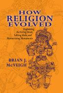 Pdf How Religion Evolved Telecharger