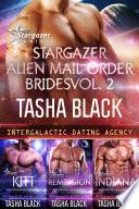 Stargazer Alien Mail Order Brides  Collection  2