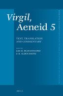 Virgil  Aeneid 5